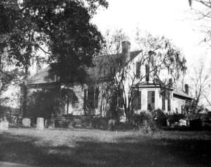 Rutgers House 1934